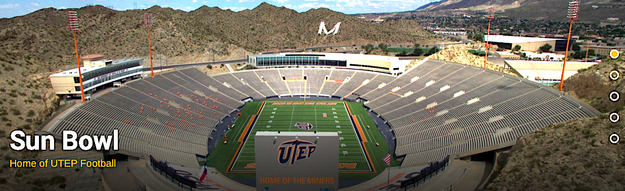 UTEP Stewpot of Testosterone — Or, Miners Hall and 20 Tips for Mass Mayhem on a Tight Budget